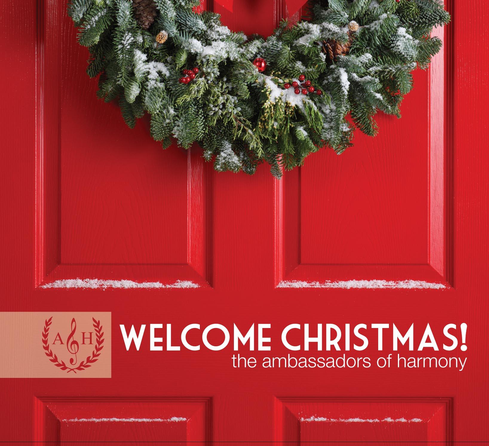 Welcome Christmas Grinch.Cd Welcome Christmas The Ambassadors Of Harmony