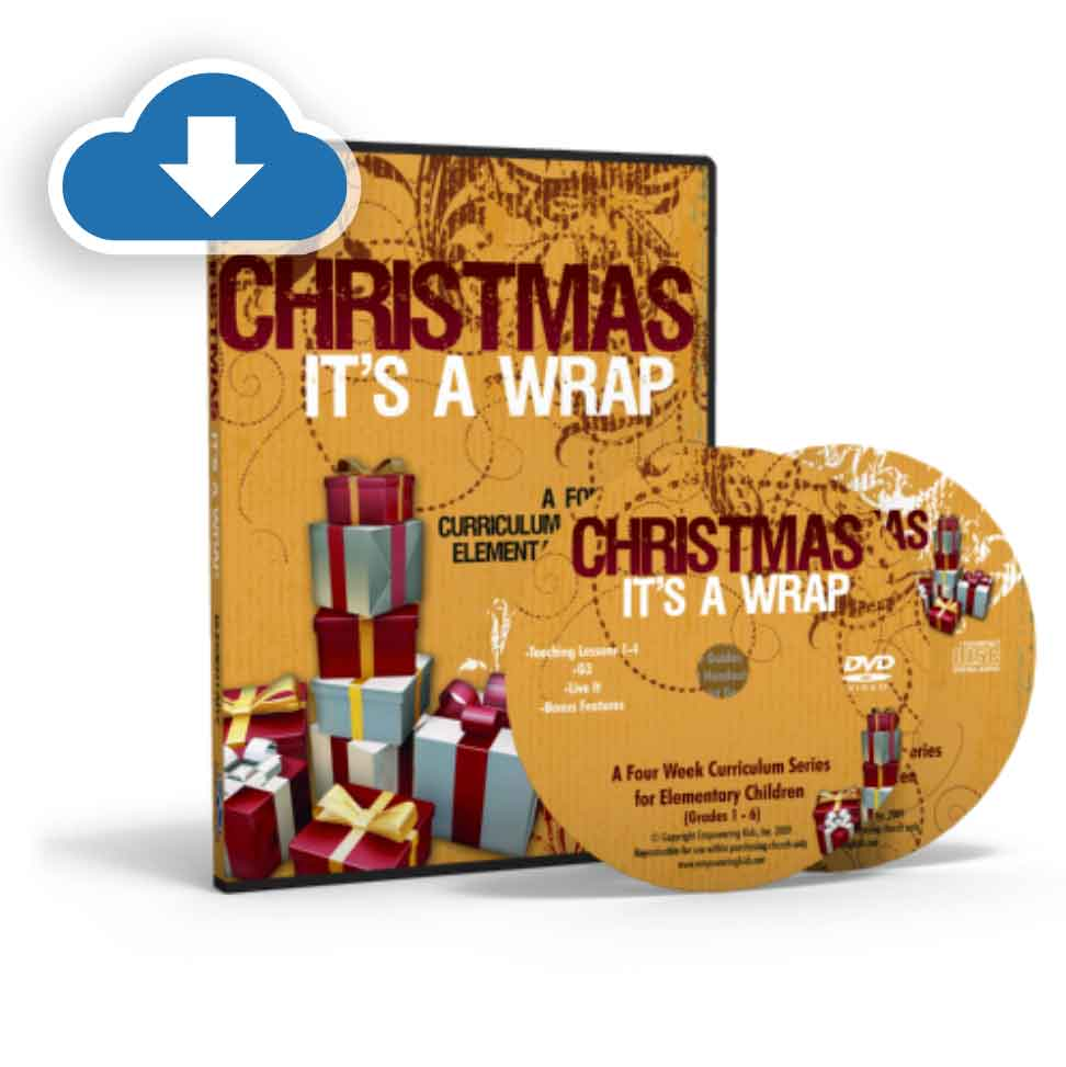 Christmas: It's A Wrap Elementary WINDOWS Download — Empowered Living