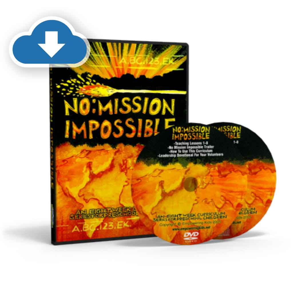 No Mission Impossible Preschool WINDOWS Download — Empowered Living