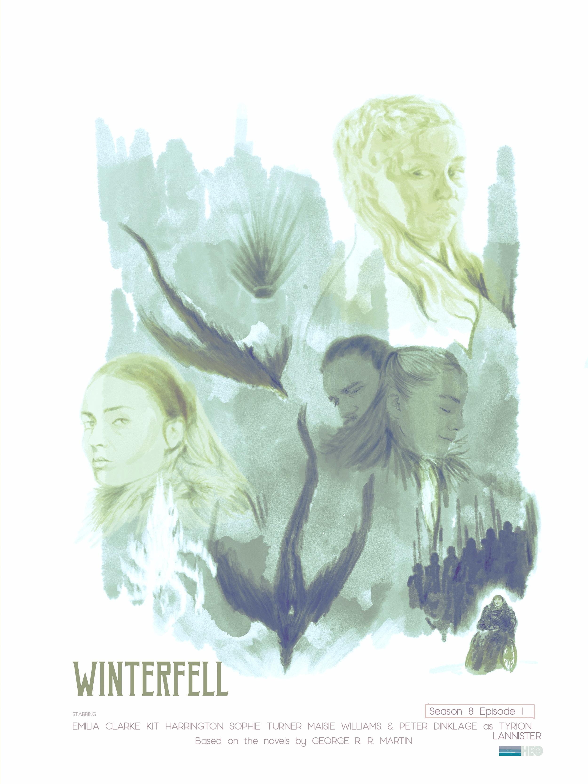 Game of Thrones Final Season Episode 01