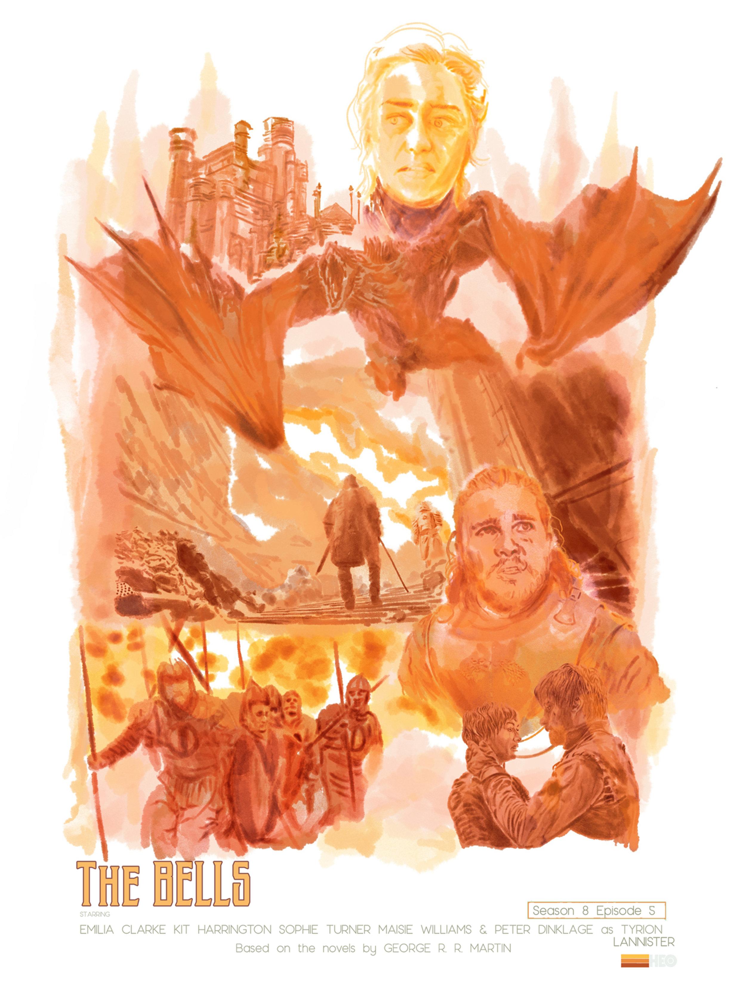Game of Thrones Final Season- Episode 05