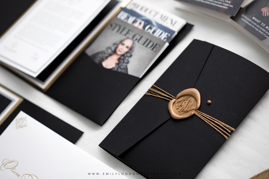Glamour Guide Templates for Welcome Packets (Mac Version) — Emily London  Portraits