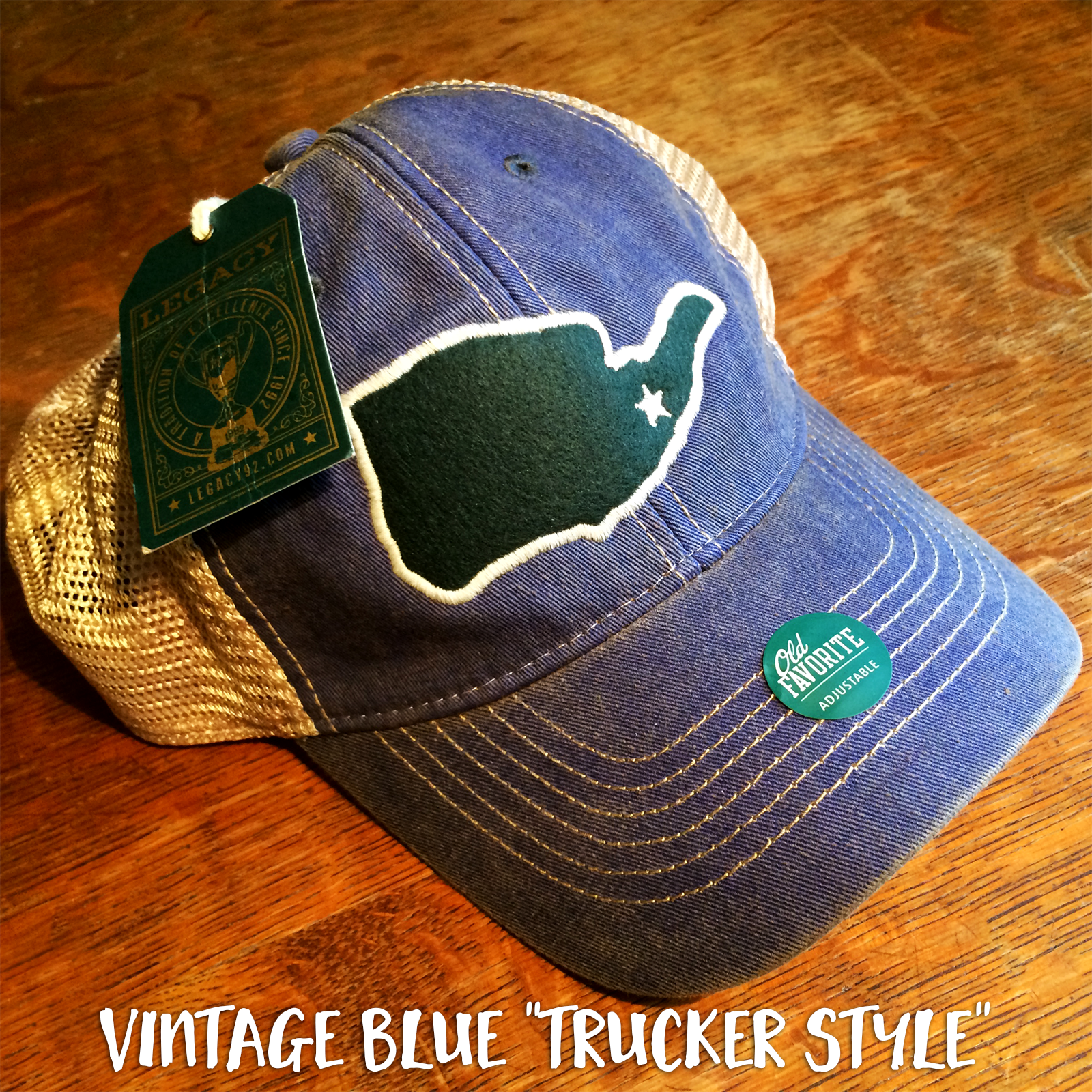 Limited Edition Vintage Cape May Hat — Longfellow Guest House
