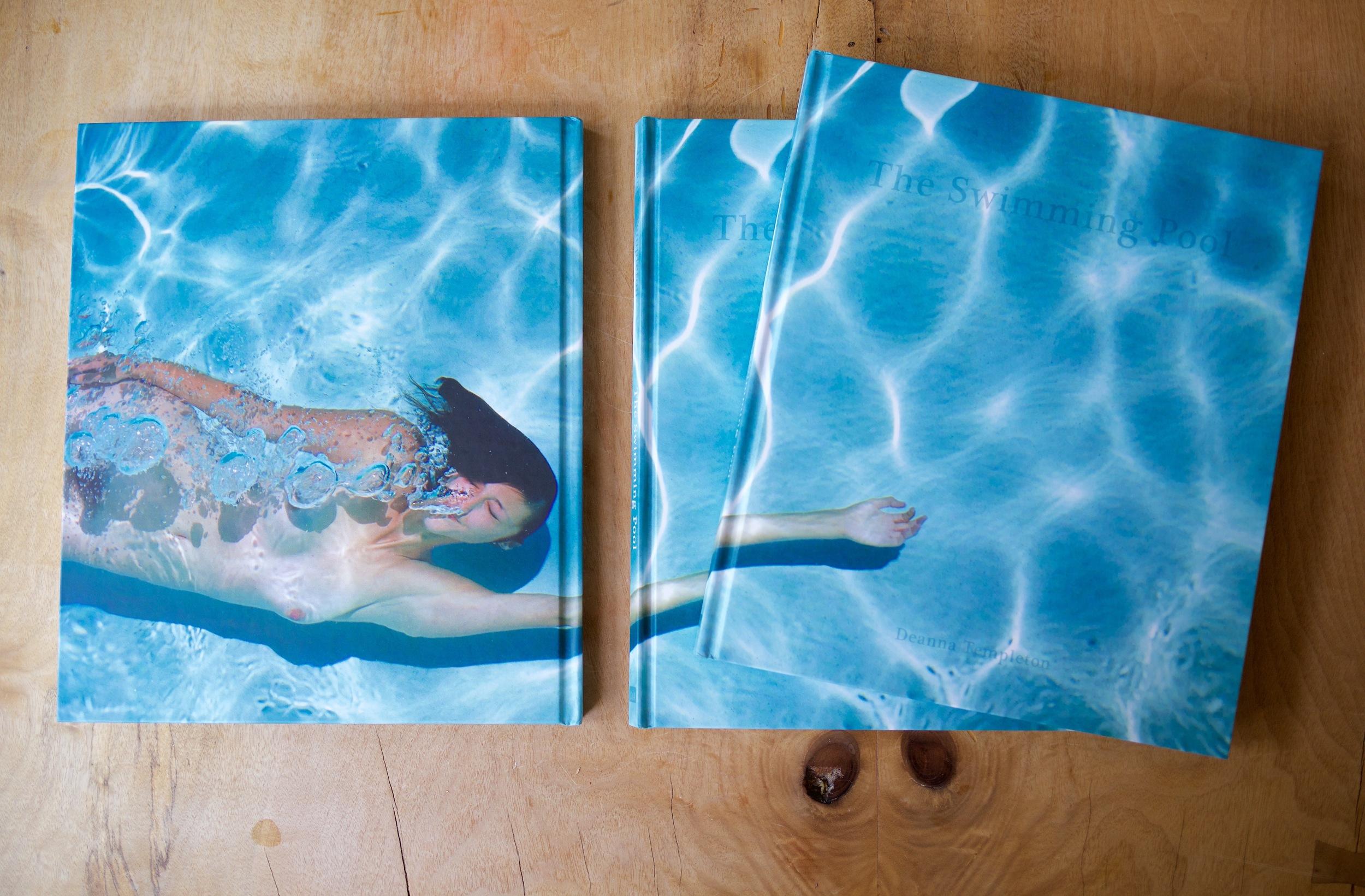 Deanna Templeton: The Swimming Pool — Um Yeah Arts