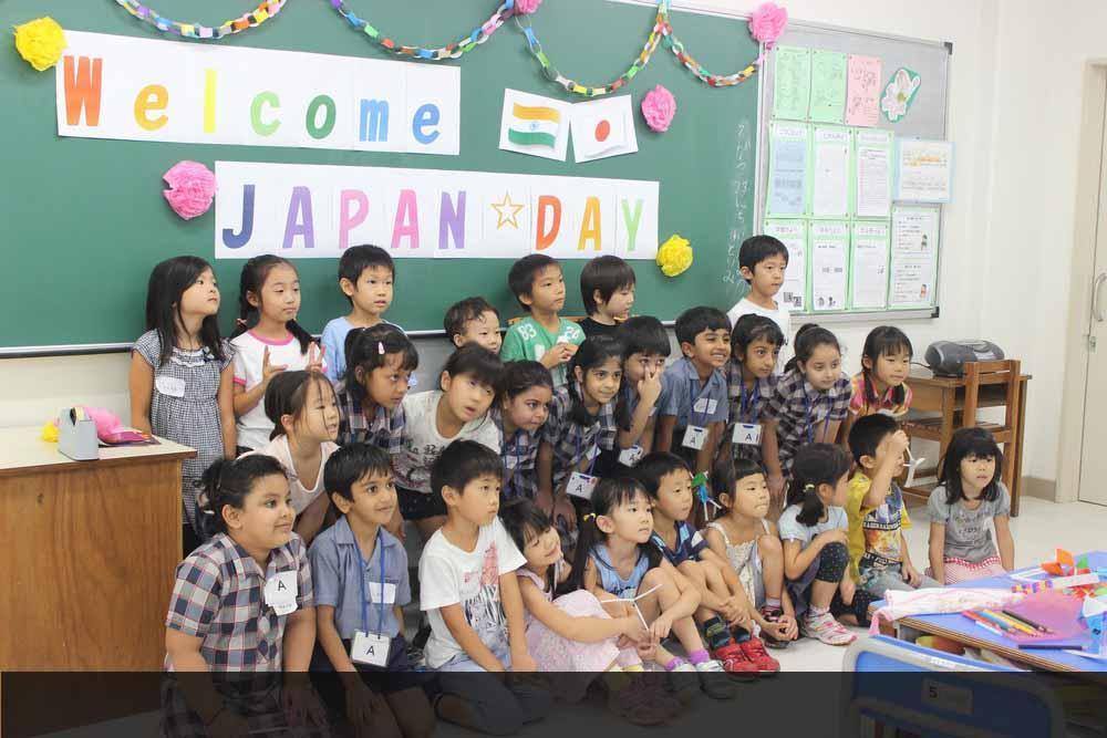 Japan Day Celebrations at Japanese Embassy School, New Delhi