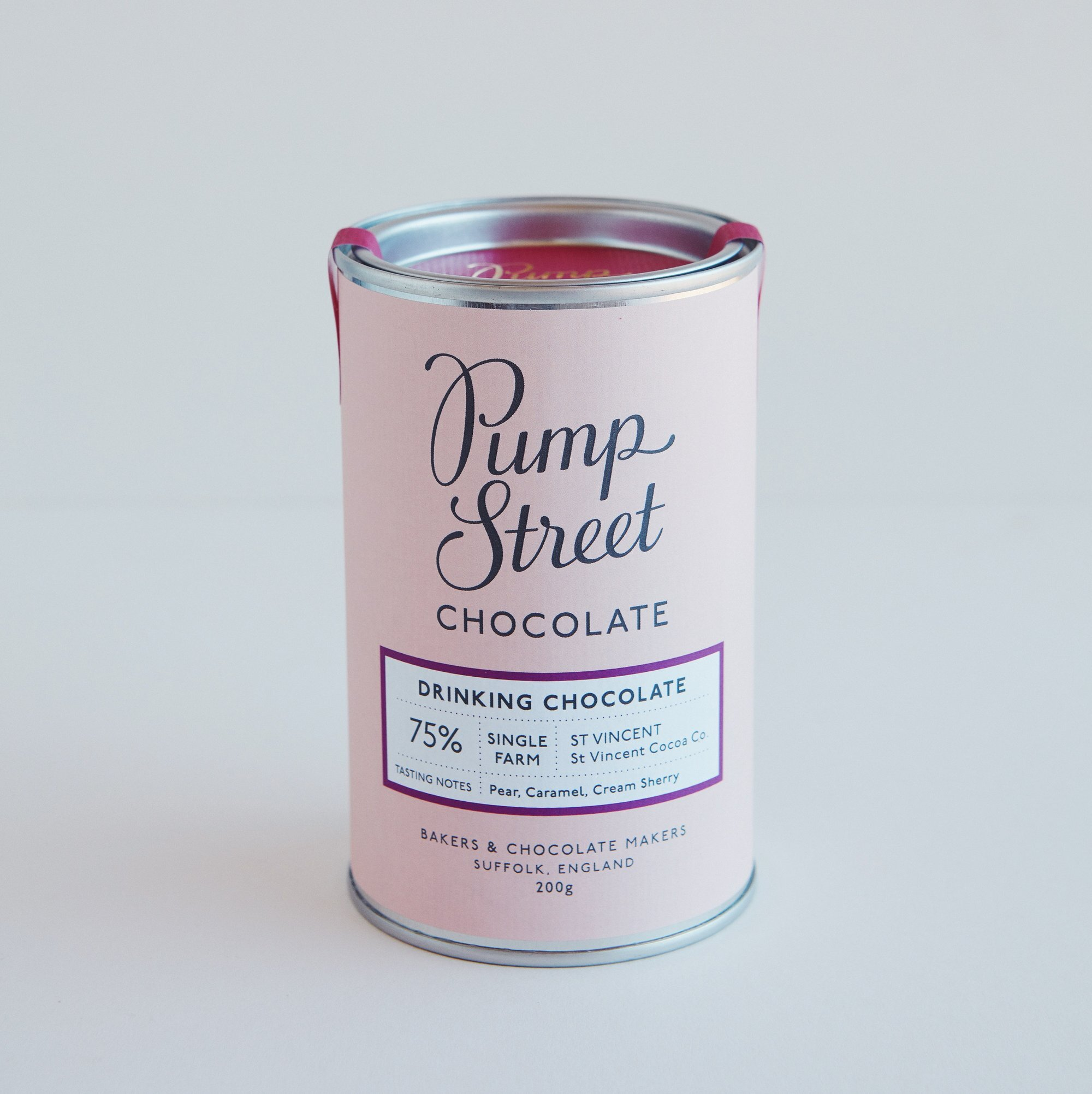 Pump Street Drinking Chocolate St Vincent 75 Studio Seed A Thoughtful Gifting Studio