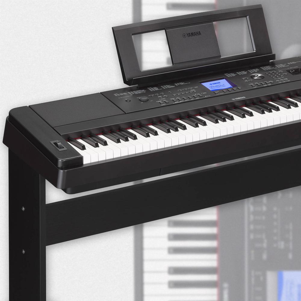 Yamaha DGX-660B Digital Piano — Larry's Music & Sound