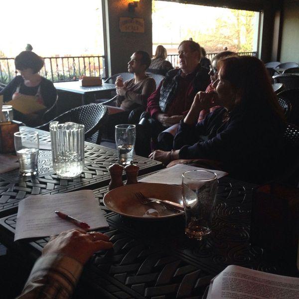 Oct 15 FREE Astro Social — Portland School of Astrology