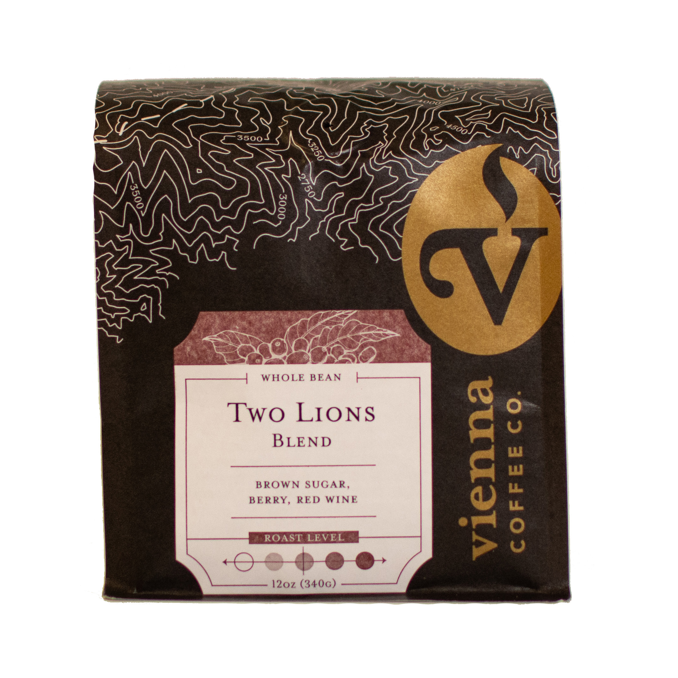 pretty nice 9024a 01471 Two Lions Blend - Fundraiser — Vienna Coffee Company