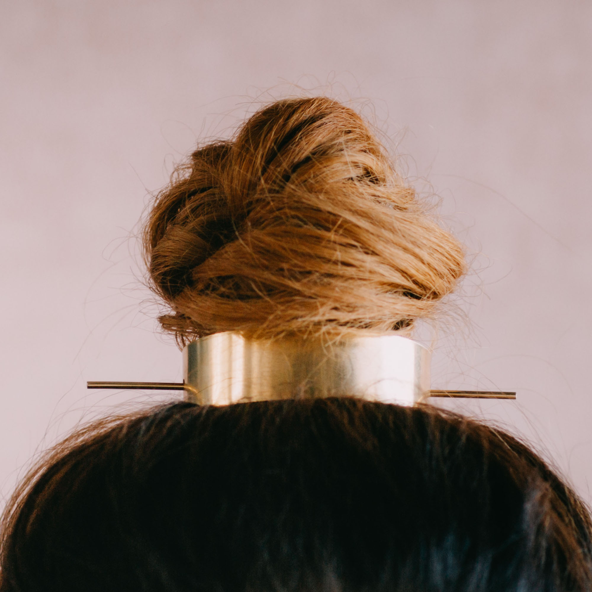 Top Knot Crown Hair Pin — Favor Jewelry