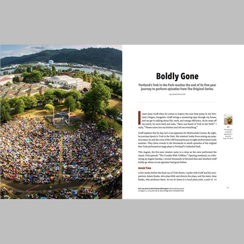 The Magazine: The Book