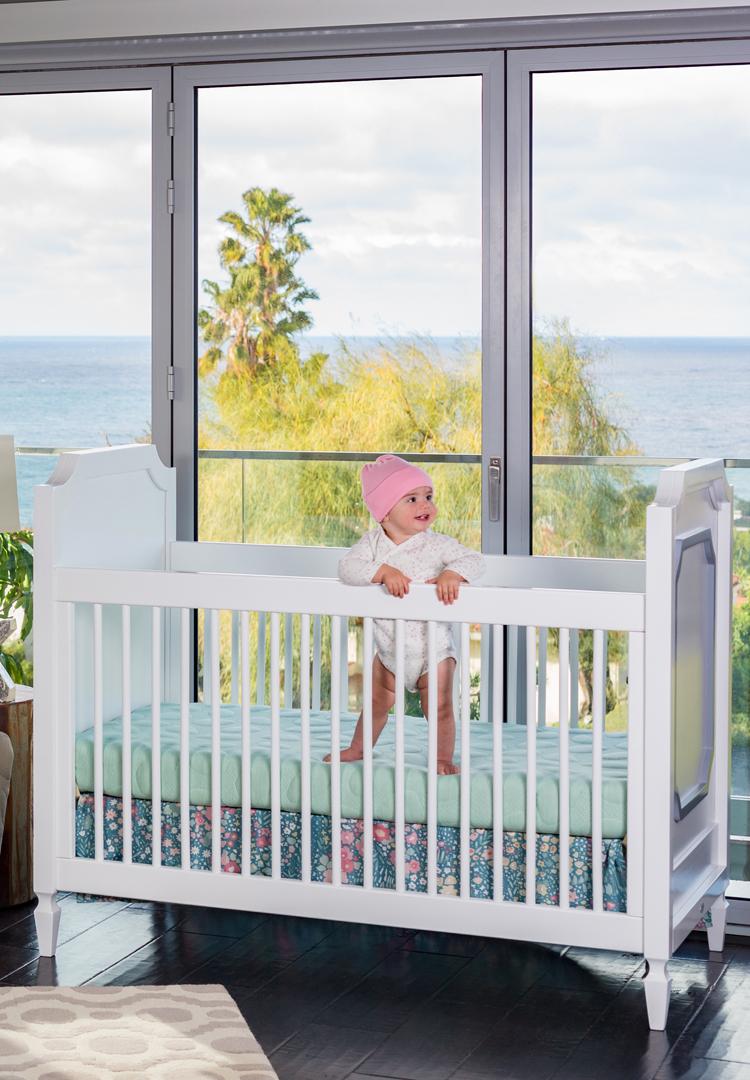 online retailer 7762e e2087 Nook Sleep Pebble Air Non-Toxic Baby Cot Mattress — the nursery bird