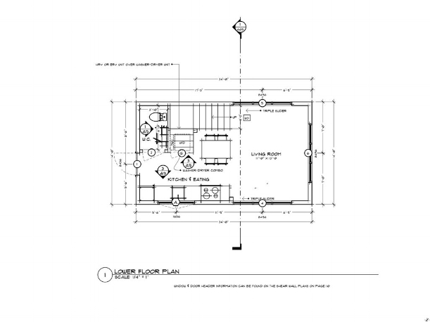 No. 45: Oahu - Signature Plan — THE small HOUSE CATALOG  X Tiny House Floor Plans And Designs on