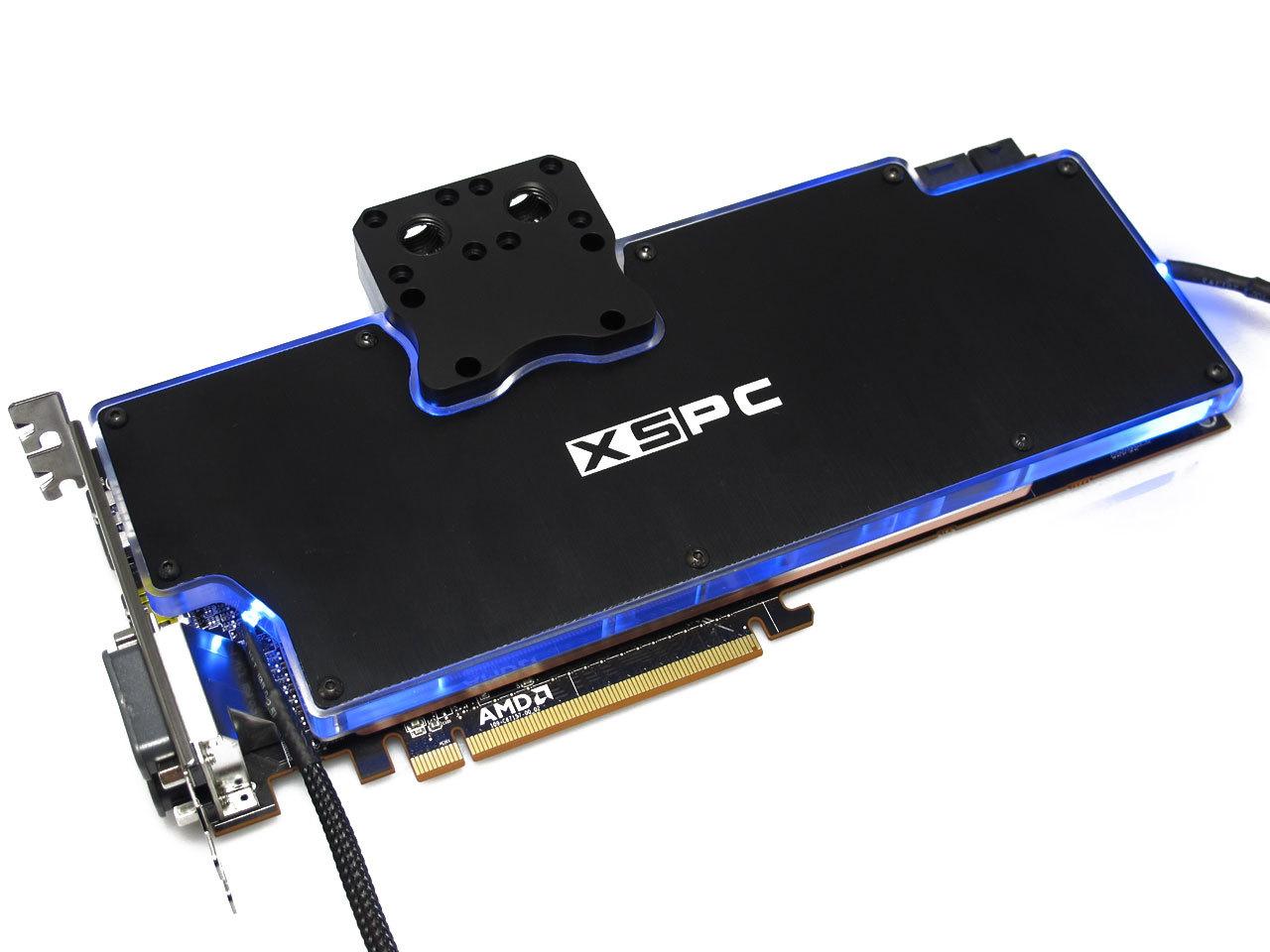 Razor R9 290X / 290 — XSPC - Performance PC Water Cooling