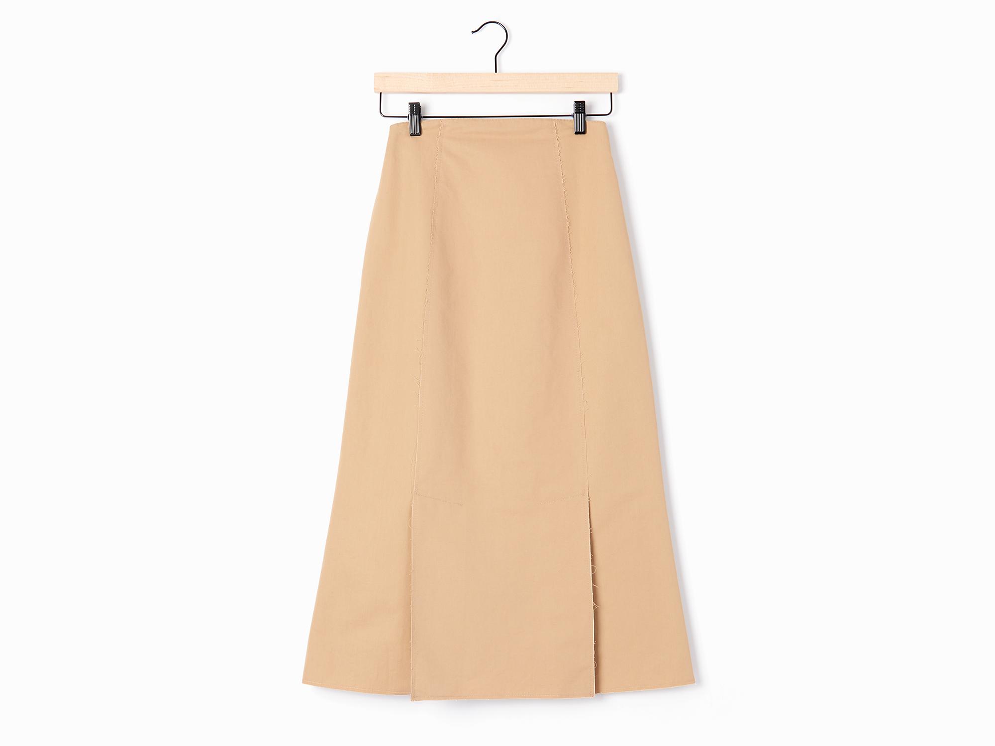 Brock Collection Pietraluna Skirt — French + Italian