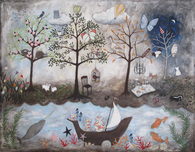 Enchanted Forest Rebecca Rebouche