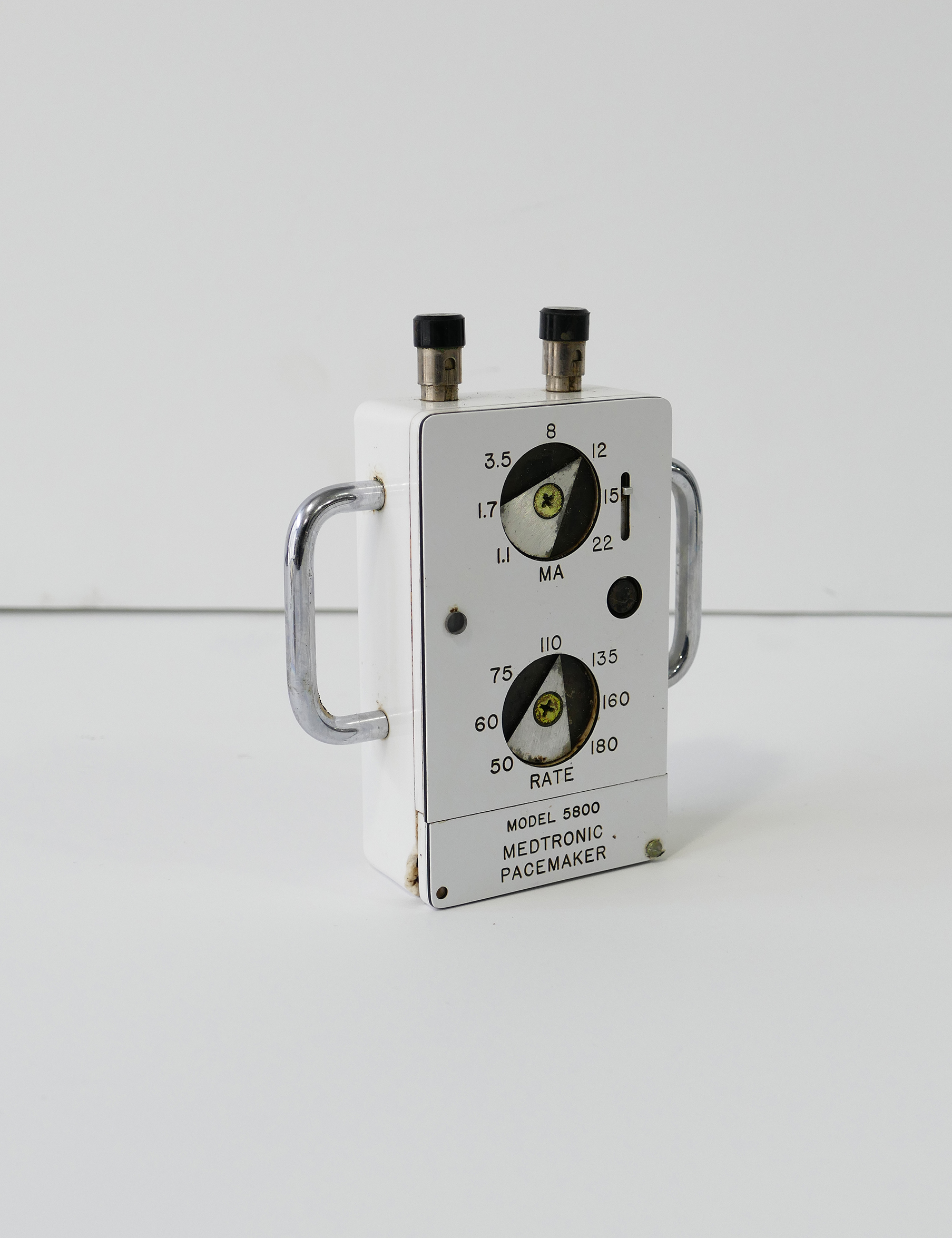 Historic Medtronic 5800 Pacemaker C 1960's — AGENT GALLERY CHICAGO
