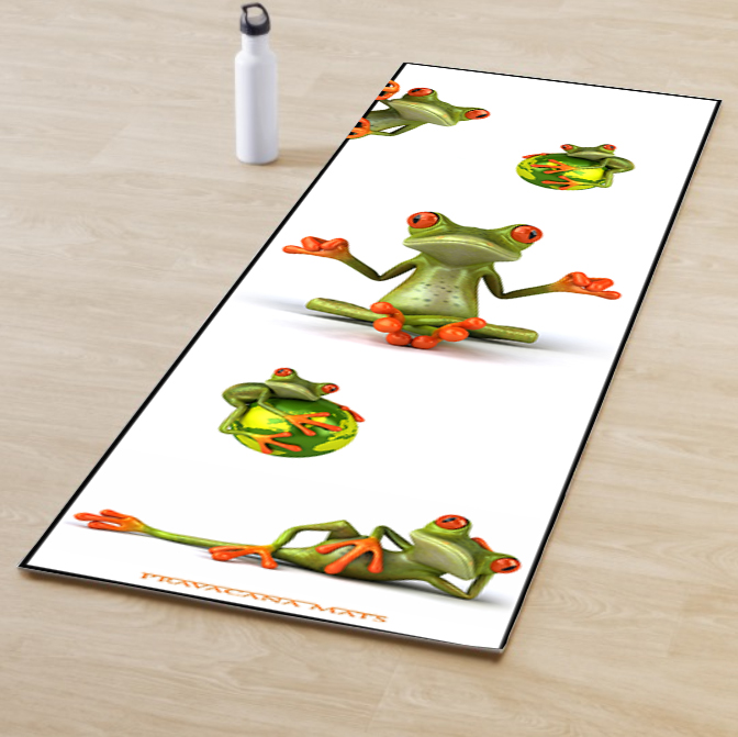 Cool And Unique Personalized Yoga Mats Pravacana Mats Pravacana Mats