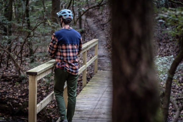 A T  Pant - Olive — HANDUP | Mountain Bike Gloves | For MTB, Gravel, CX and  More!