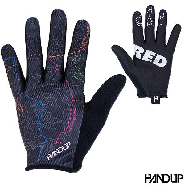 Gloves - The Pisgah IV — HANDUP | Mountain Bike Gloves | For MTB, Gravel,  CX and More!