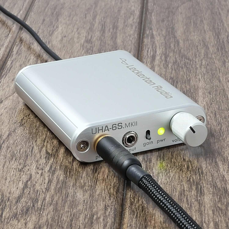 UHA-6S MKII USB DAC/Amp with TOSLINK Optical and Digital Coax Inputs —  Leckerton Audio