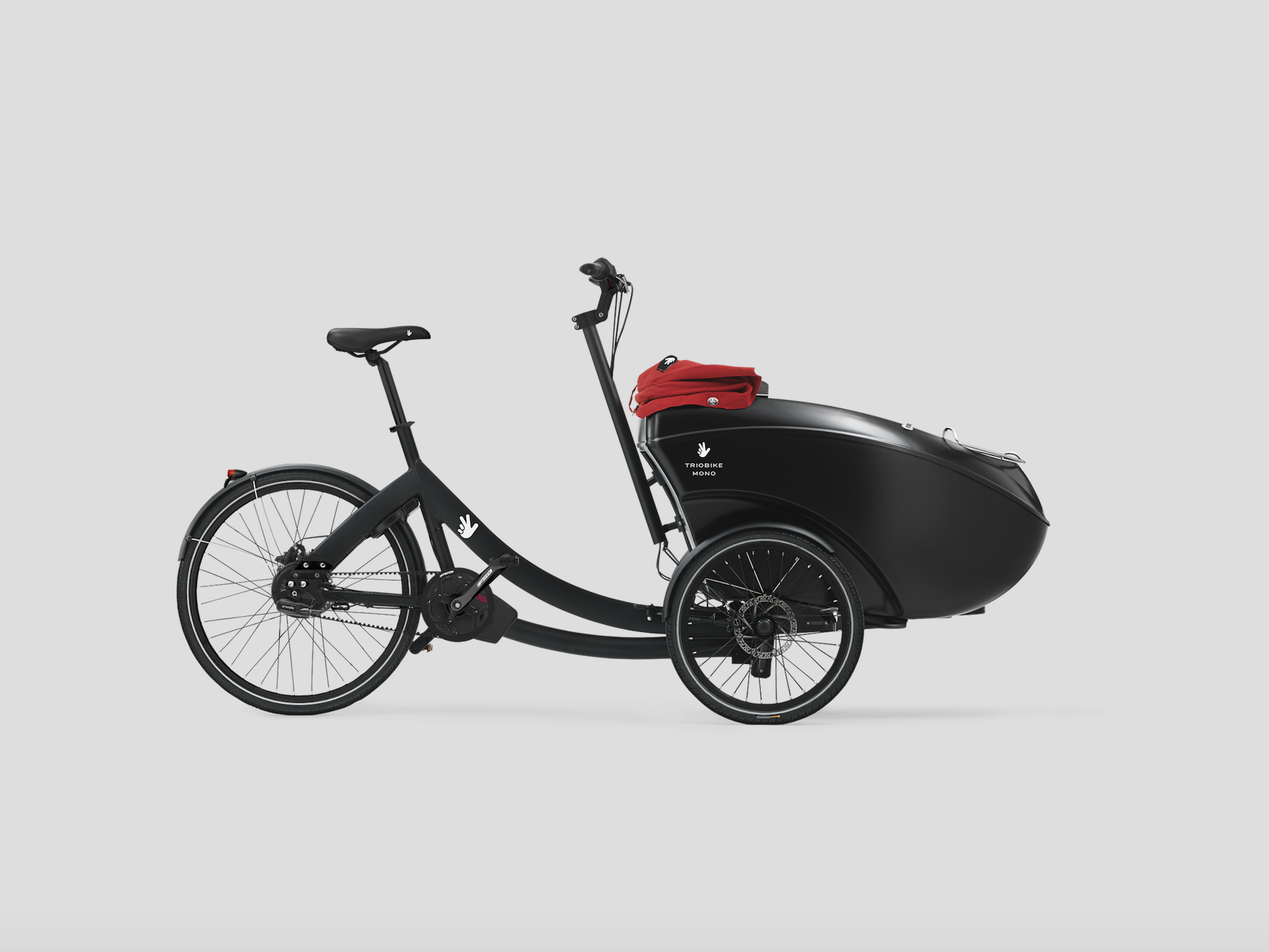 Triobike Mono - E Brose Mid Drive - Pre Order Now! Late August 2019 Arrival