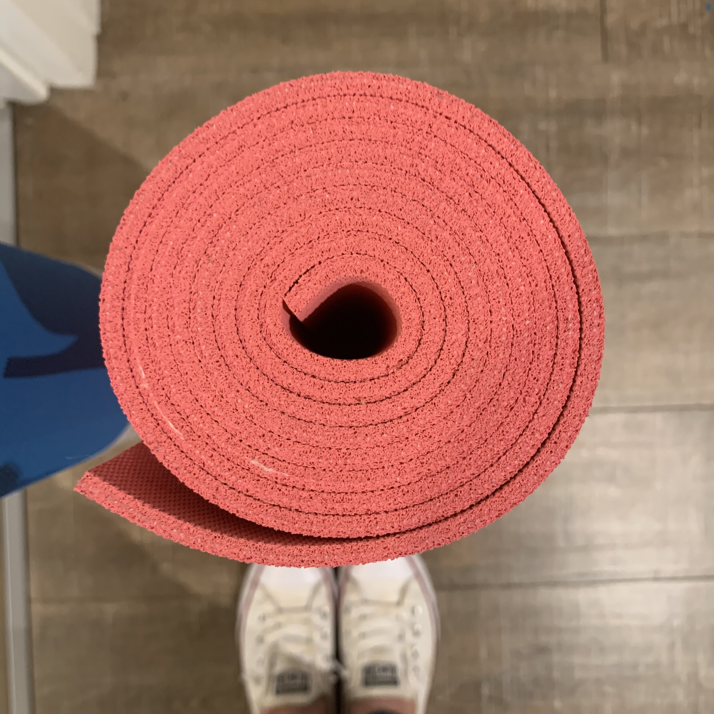 Jade Yoga Harmony Mat Pink Hot Yoga Revolution