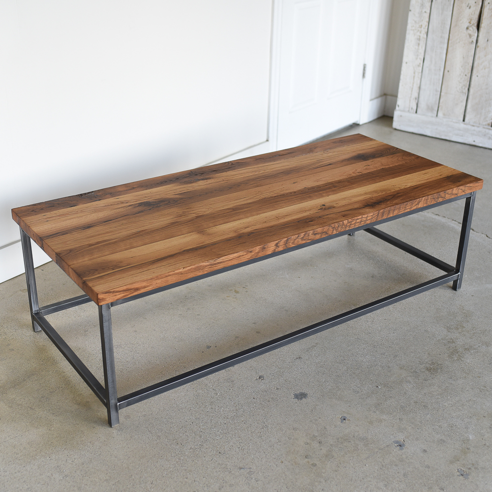 Stoic Reclaimed Wood Coffee Table