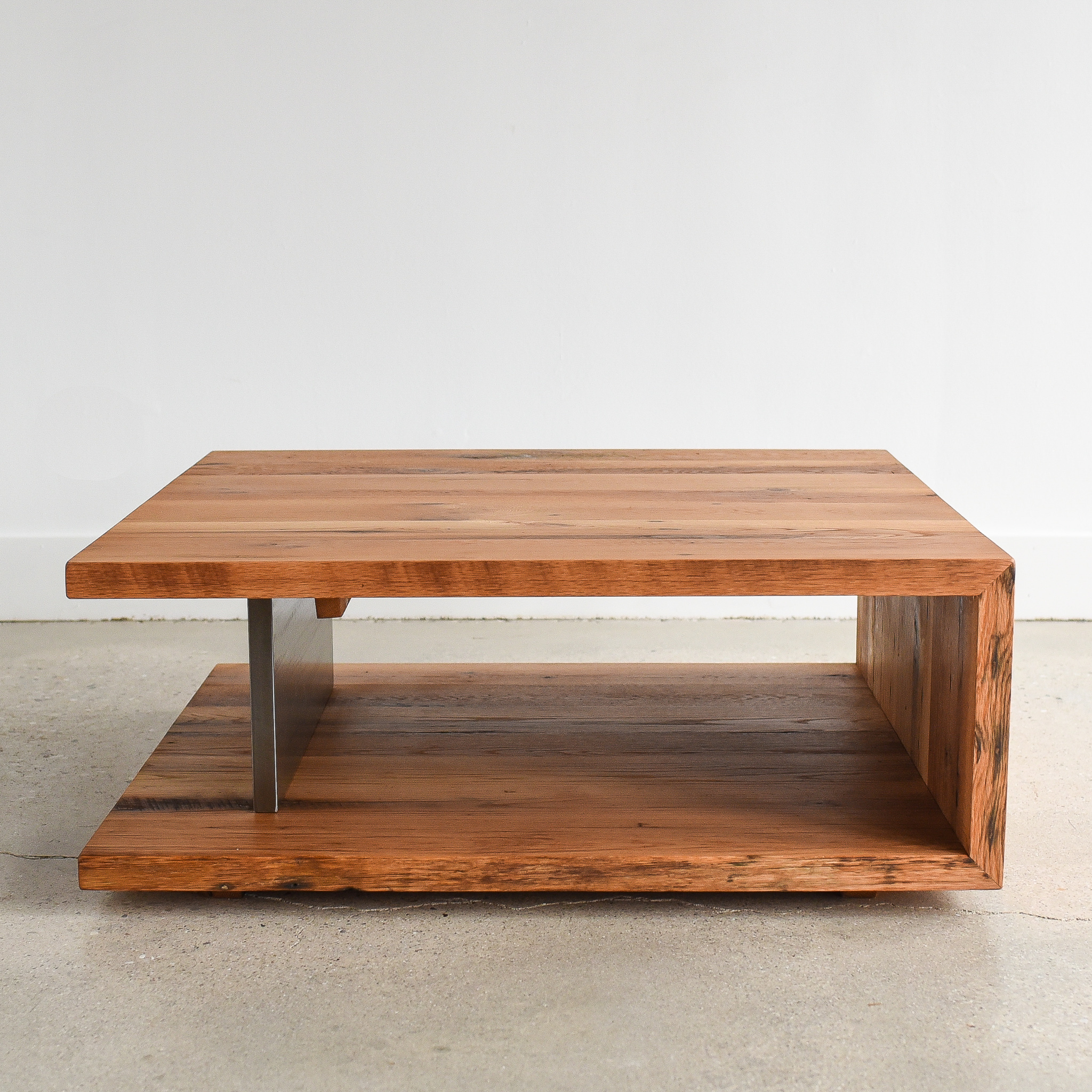 Modern Open Square Coffee Table What We Make