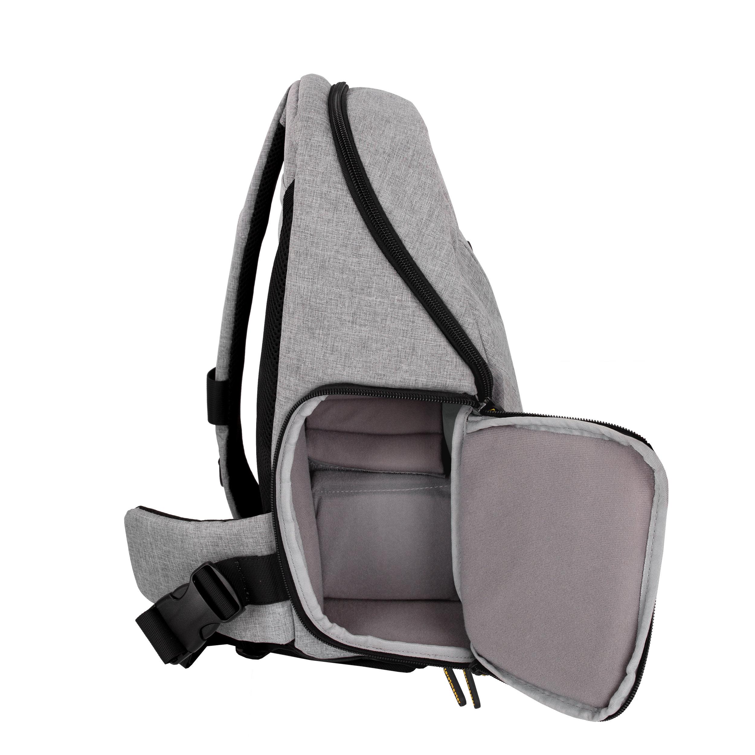 Promaster Impulse Sling Bag Grey Large Richmond Camera