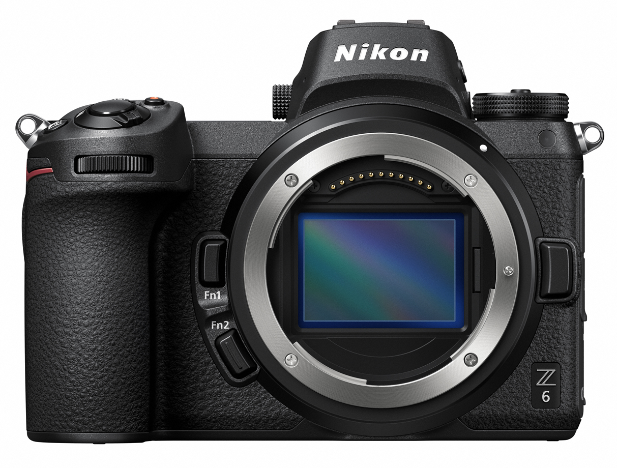 Nikon Z6 Fx Format Mirrorless Camera Body Only Richmond Camera Shop