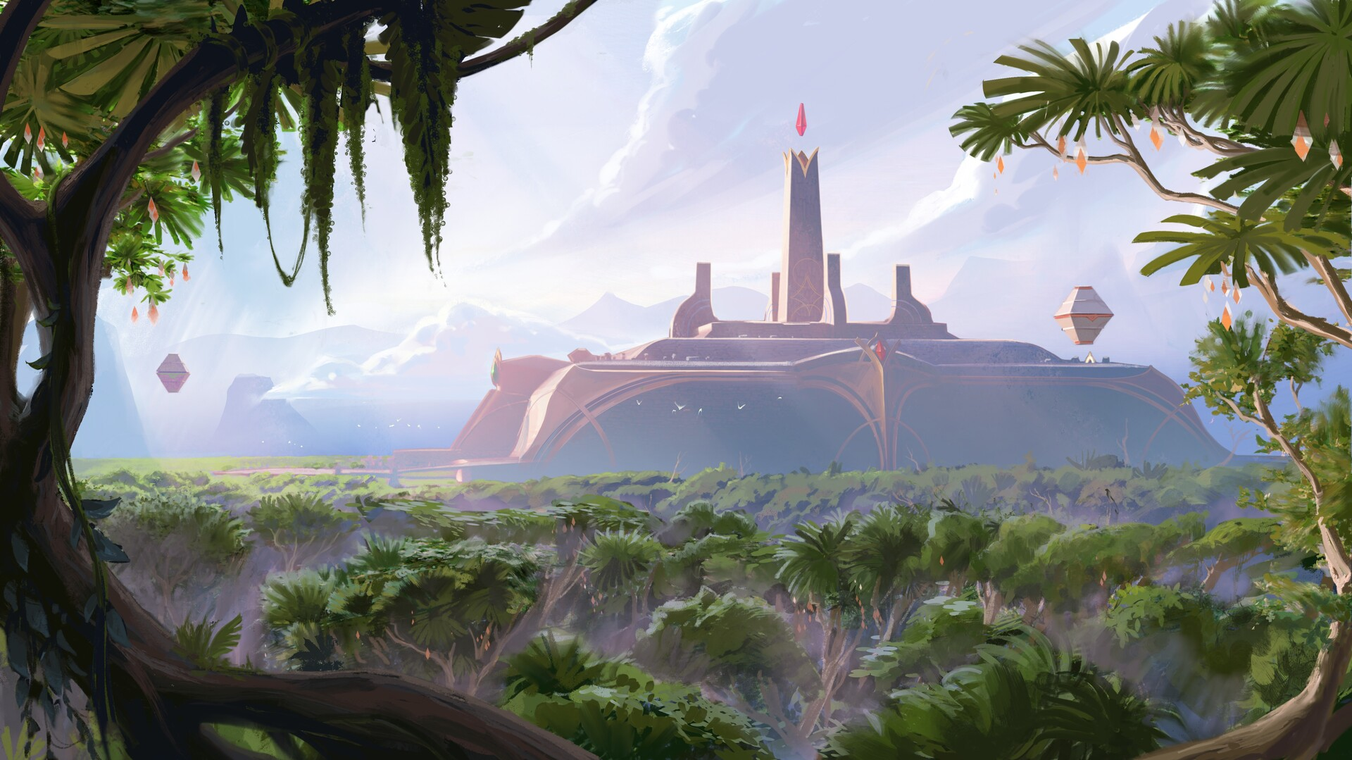 Advanced Environment Design For Games With Efflam Mercier Online The Workshop Academy