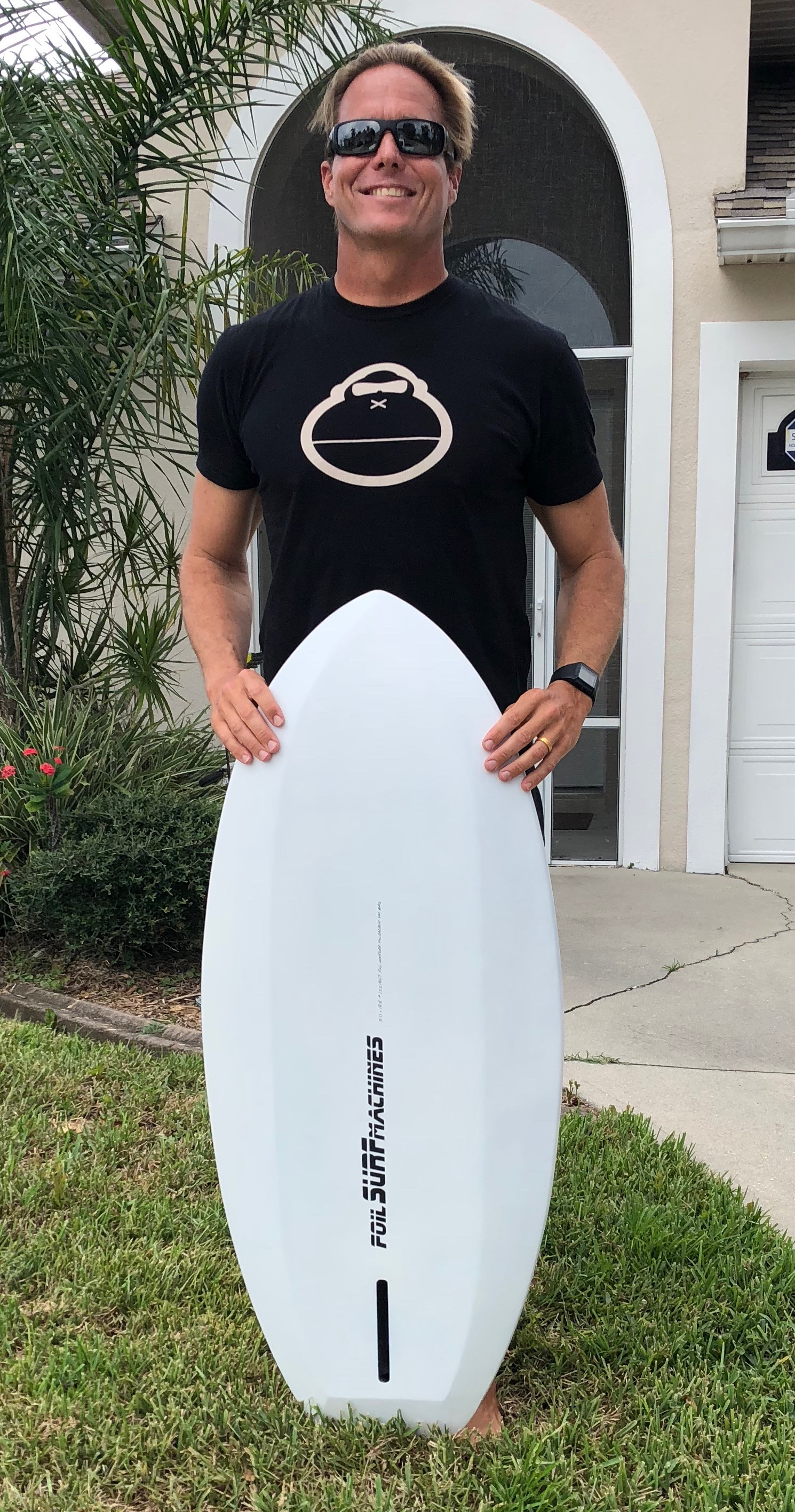 Prone and/or Kite Foil Board Tracks or Tuttle US sales only — sup SURF  machines