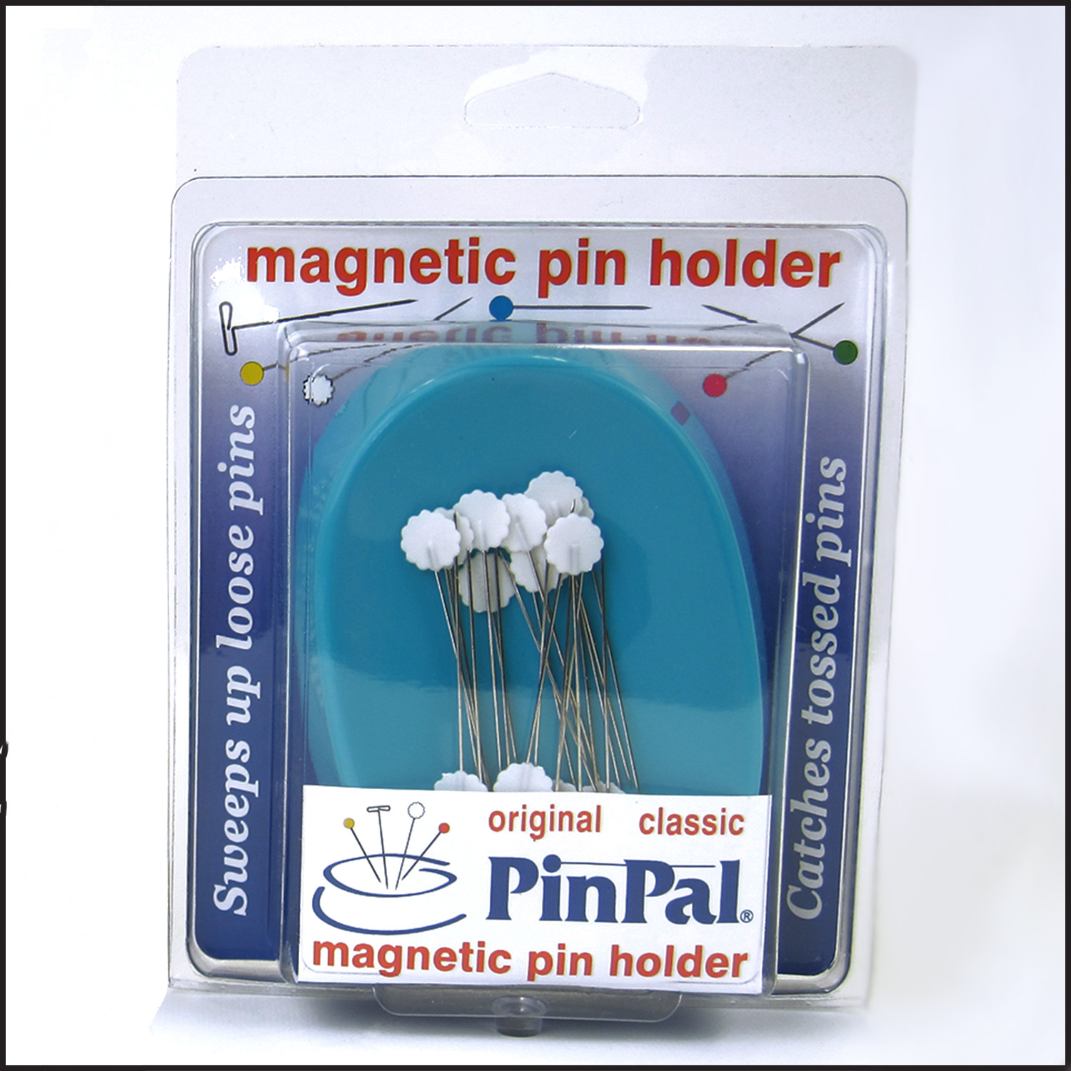 PinPal Magnetic Pin Holder — BLUE FEATHER PRODUCTS