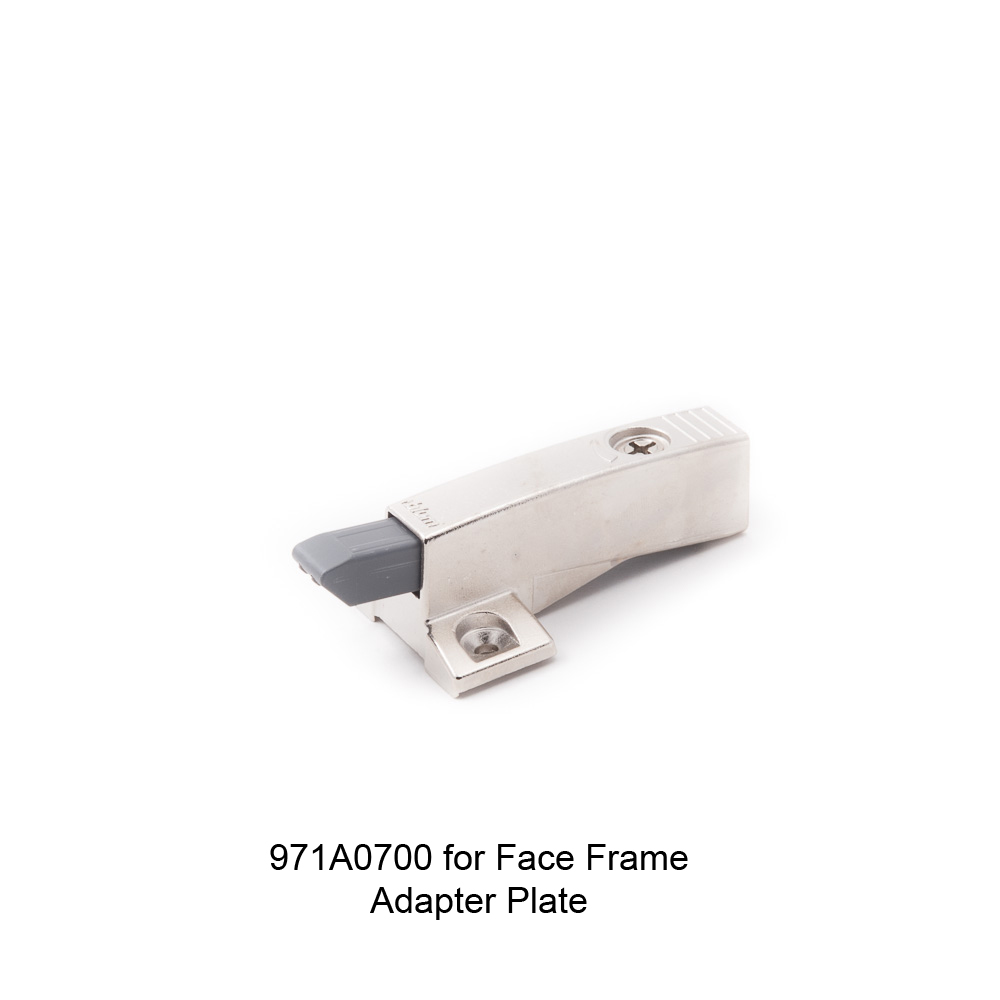 Blum 971A0700  BLUMOTION Soft Closing Face Frame Mechanism for Euro Hinges with