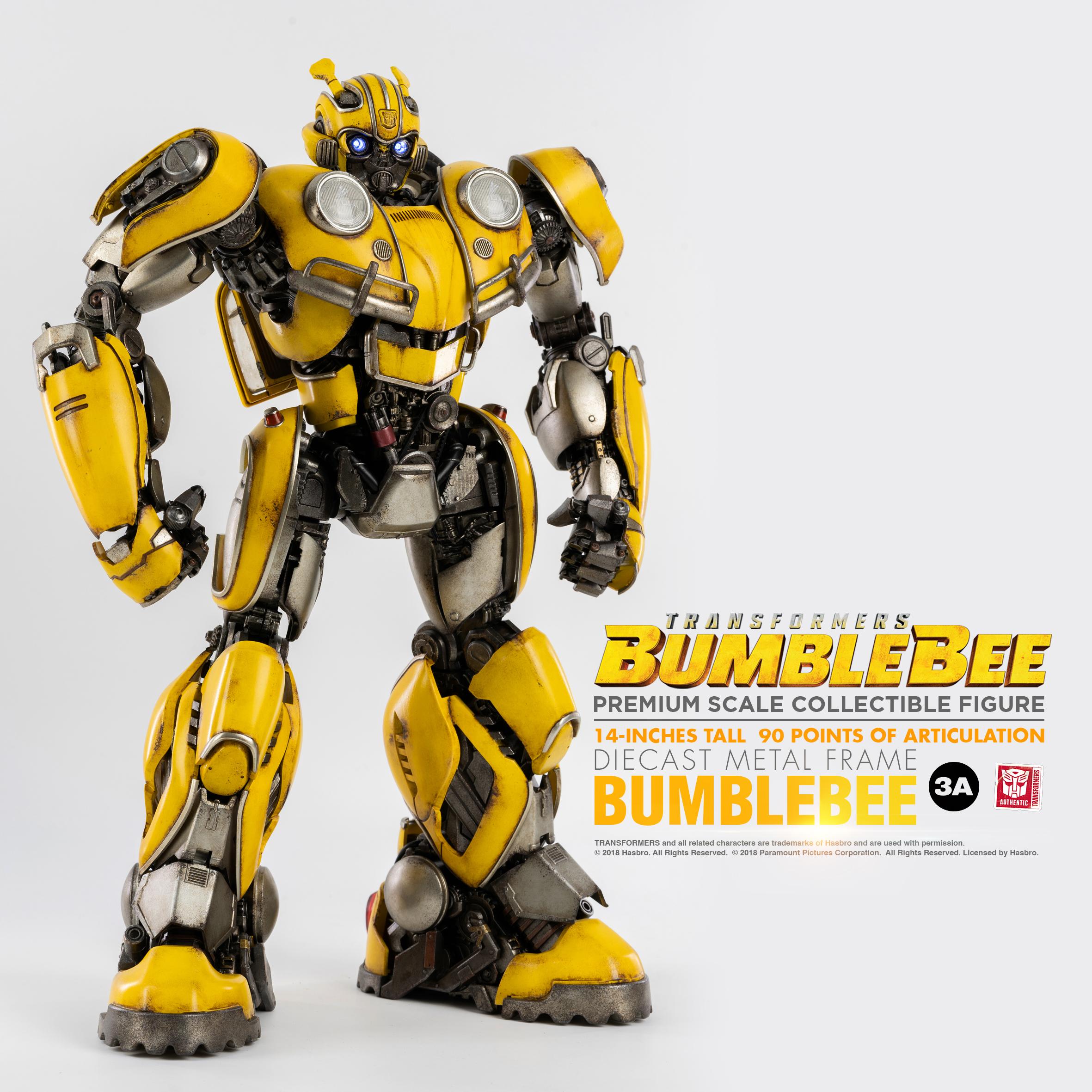 premium scale bumblebeeBumblebee #13