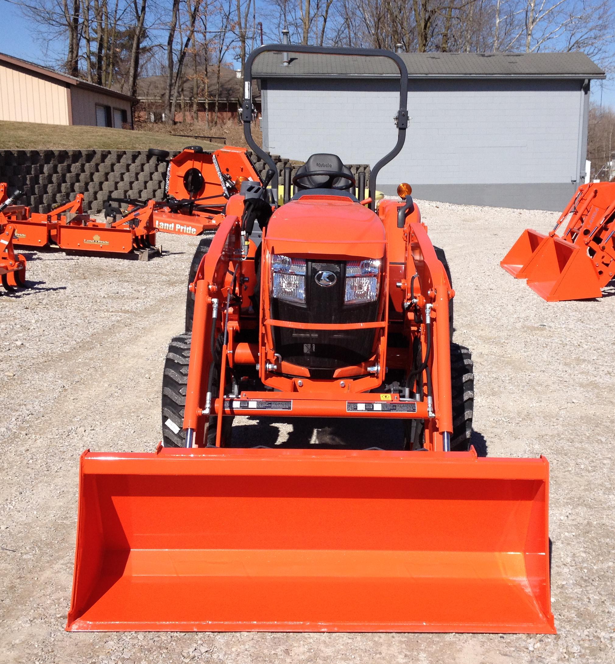 L3560 HST Grand L — Humphreys' Outdoor Power