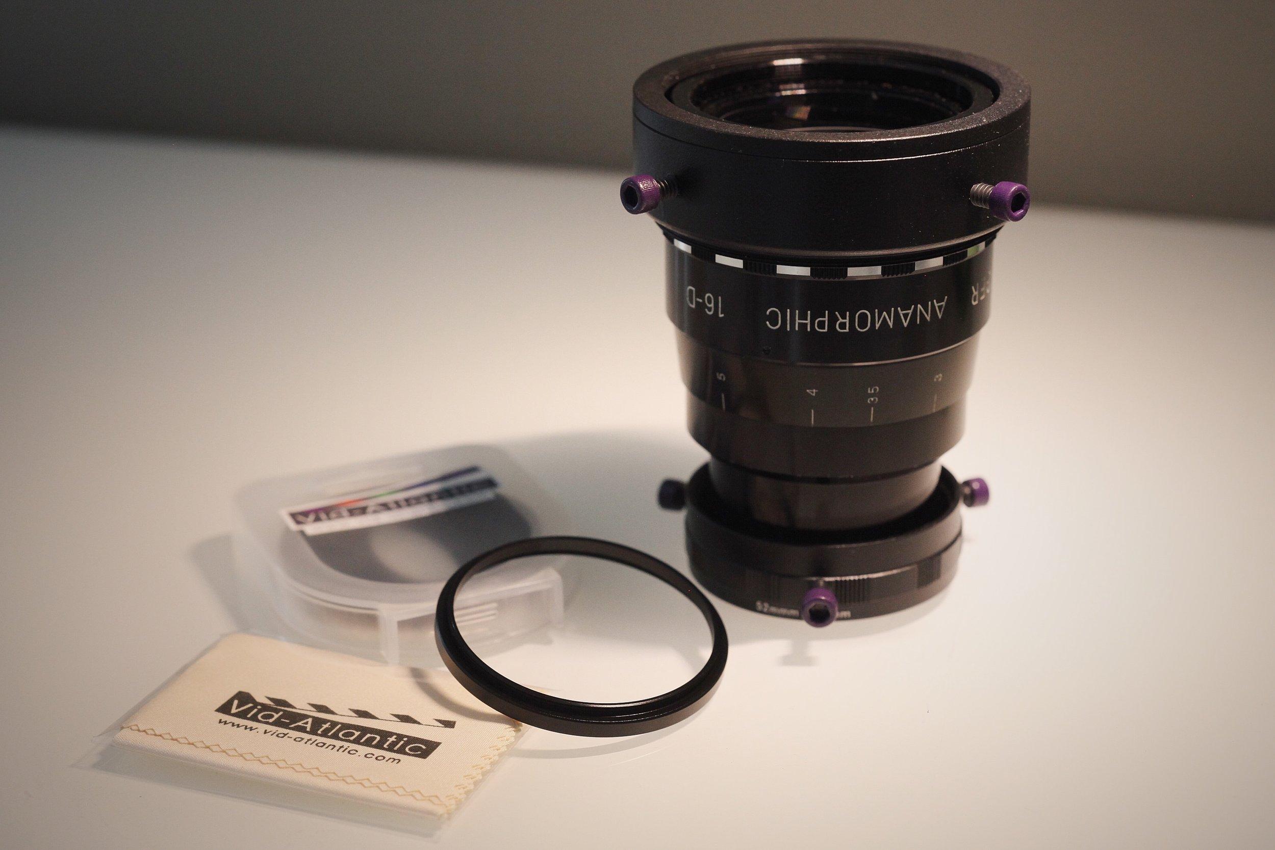 Sankor/Singer 16D Lens Kit w Extras (and FREE Filter) — Vid-Atlantic Media  Productions