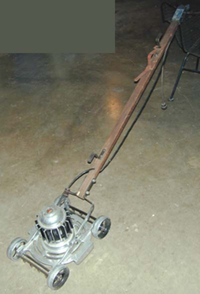Behind & Driving Yard Mower Personal Reasons for small tractor for small acreage savings Highlighted By Package Stripe