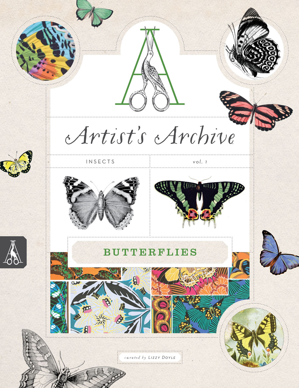 Butterflies | Visual Reference Guide | PDF — Lizzy Dee Studio