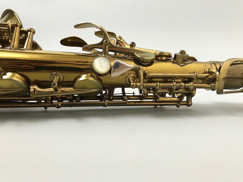 Barnard Instrument Repair — Conn 26M Alto Saxophone 269xxx