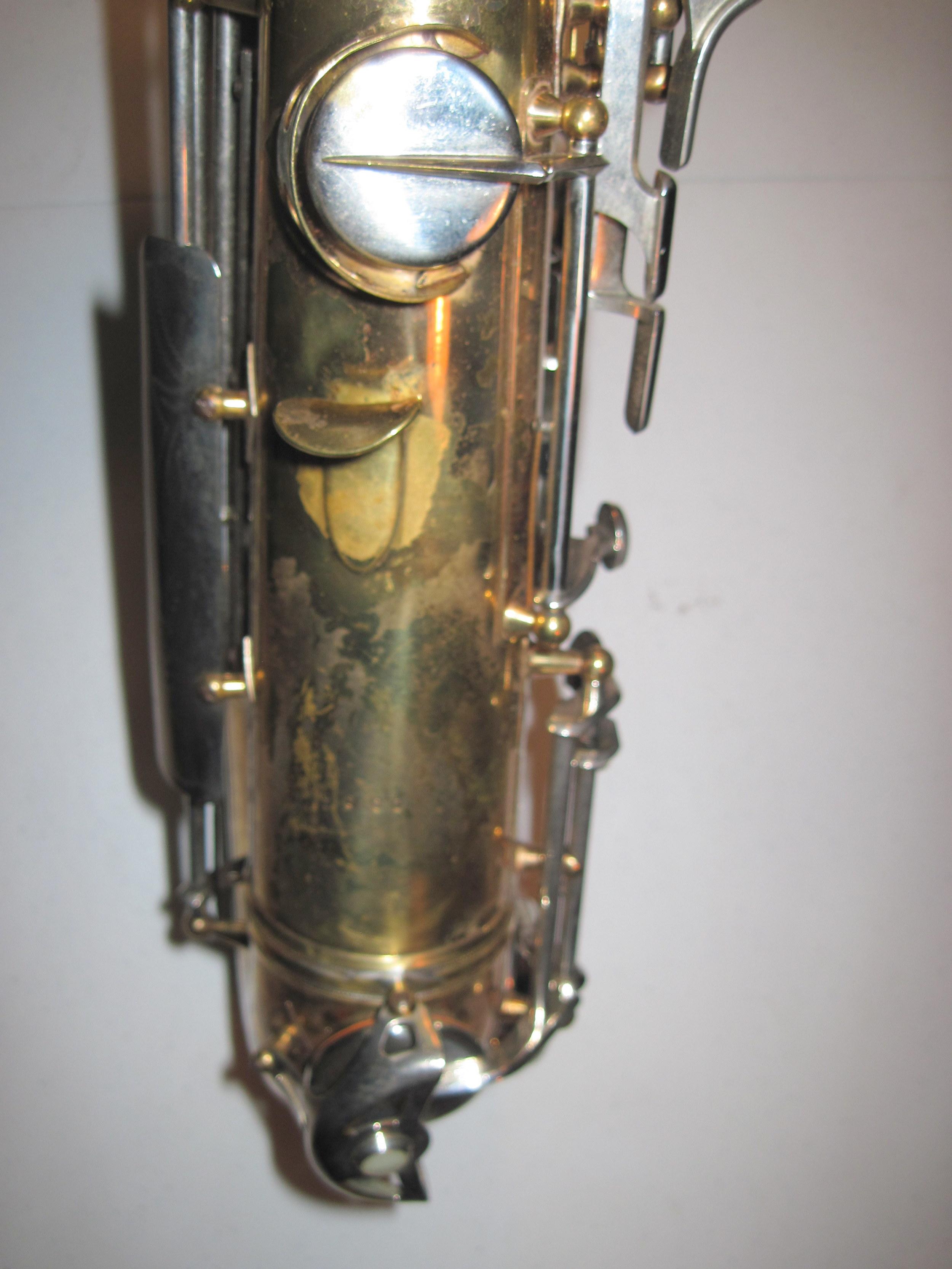 1955 SML Gold Medal Tenor — JWsax