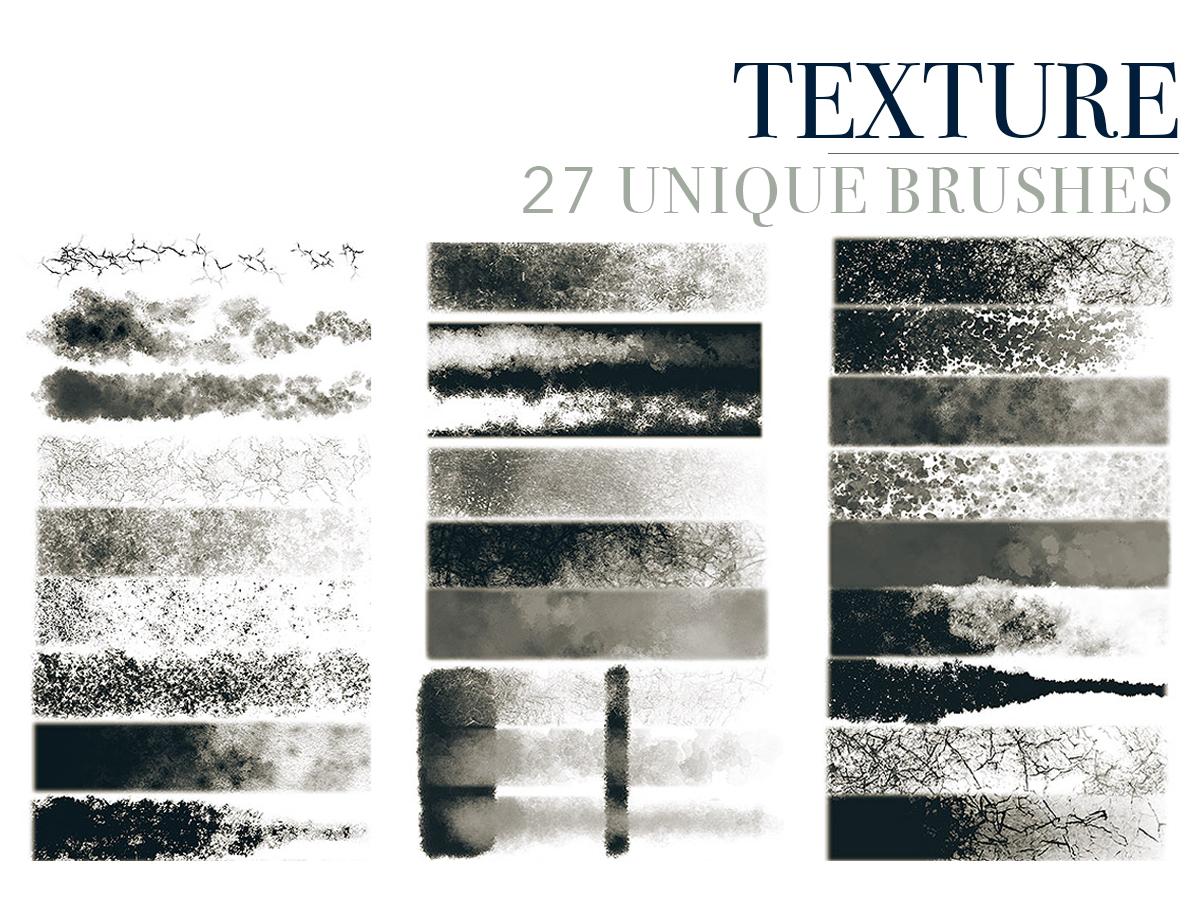 Photoshop Brush Set: Vol  I Bundle — Gallery Gerard
