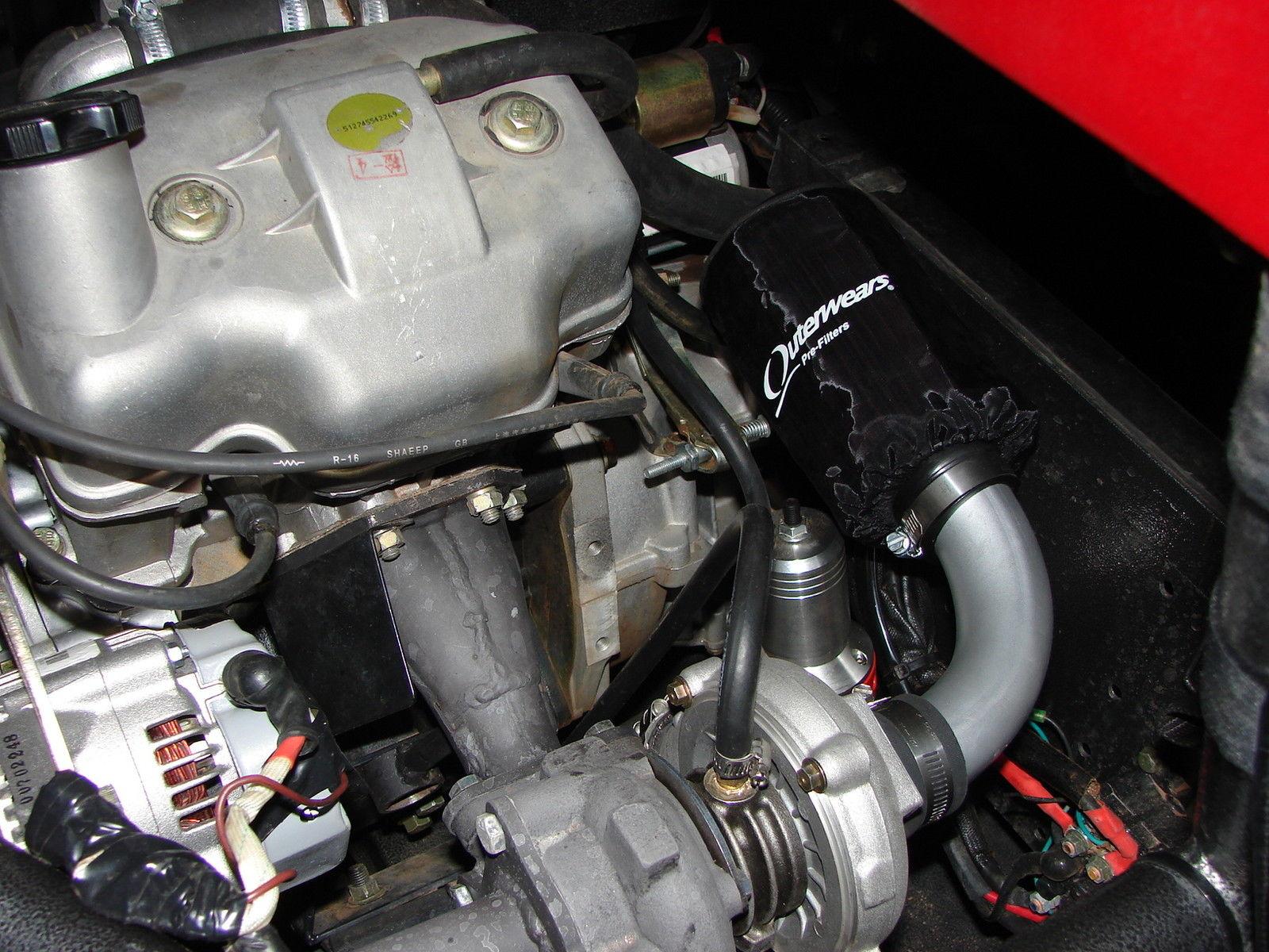 Joyner 650 Turbo kit — Unleashed Motorsports