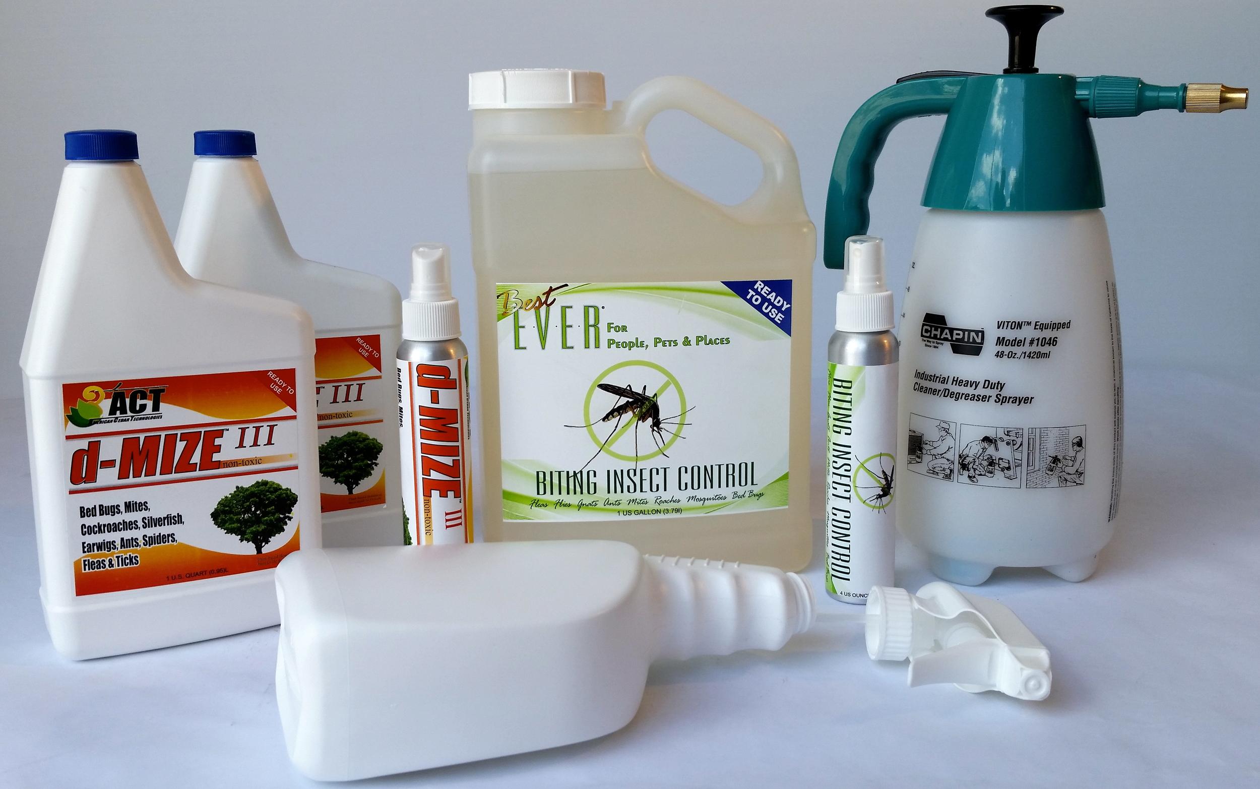 DIY Apartment Bed Bug Treatment Kit —