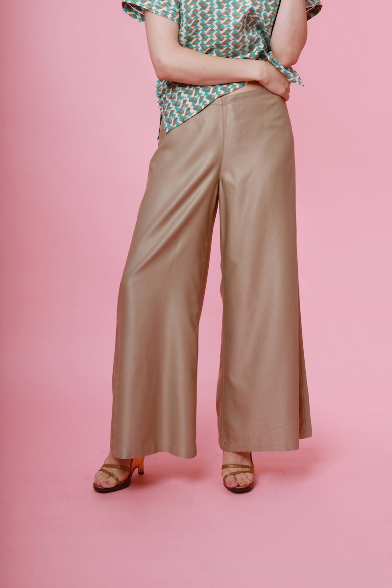 5091110d2c Mulberry Silk Lounge Pants - Lunar Grey — The Ethical Silk Company