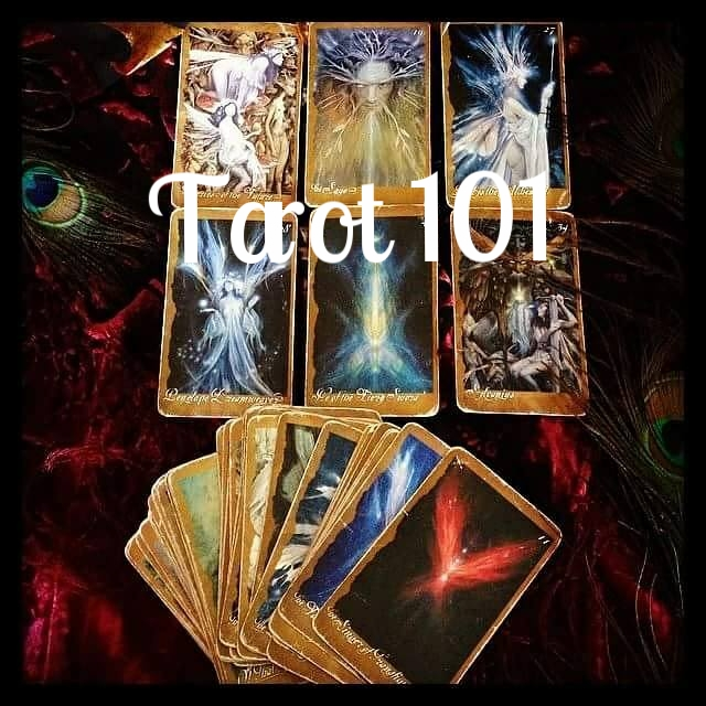 Tarot 101 - An Introductory course to Reading Cards, July 28th, 2019 —  Raven Moon's Oracle