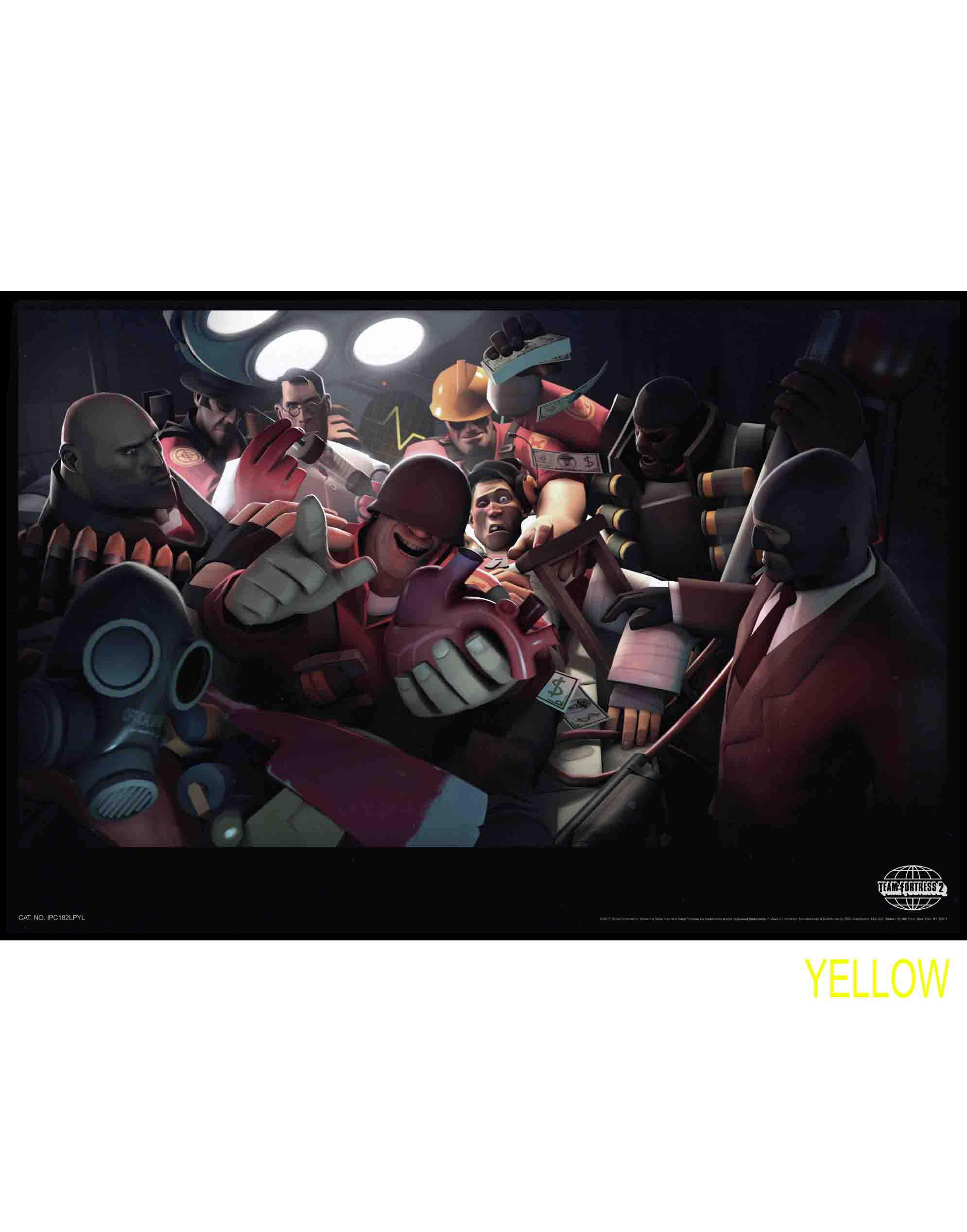 Valve Studio Orchestra - Fight Songs: Music of Team Fortress 2 LP (2017) —