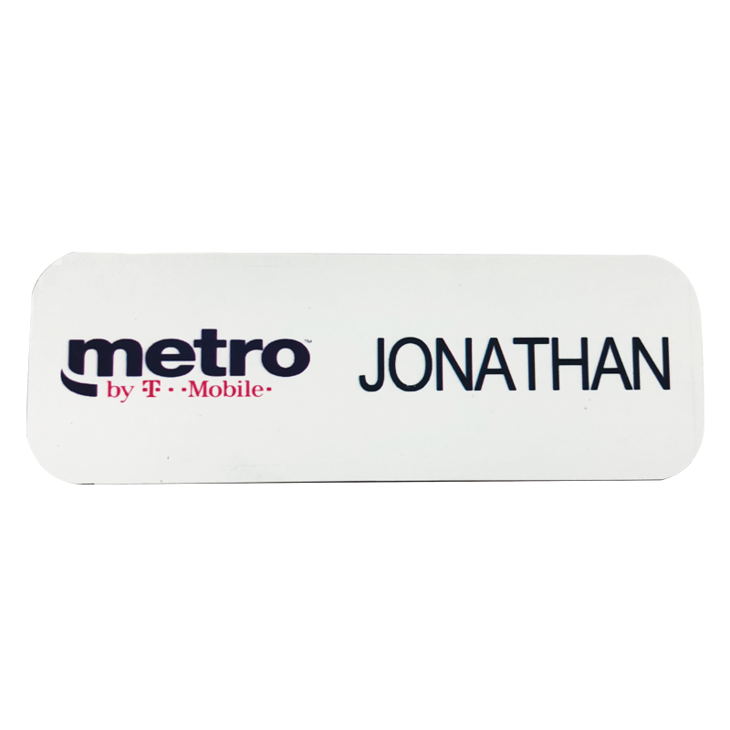 Metro By T Mobile Style A White Badgeworks Plus