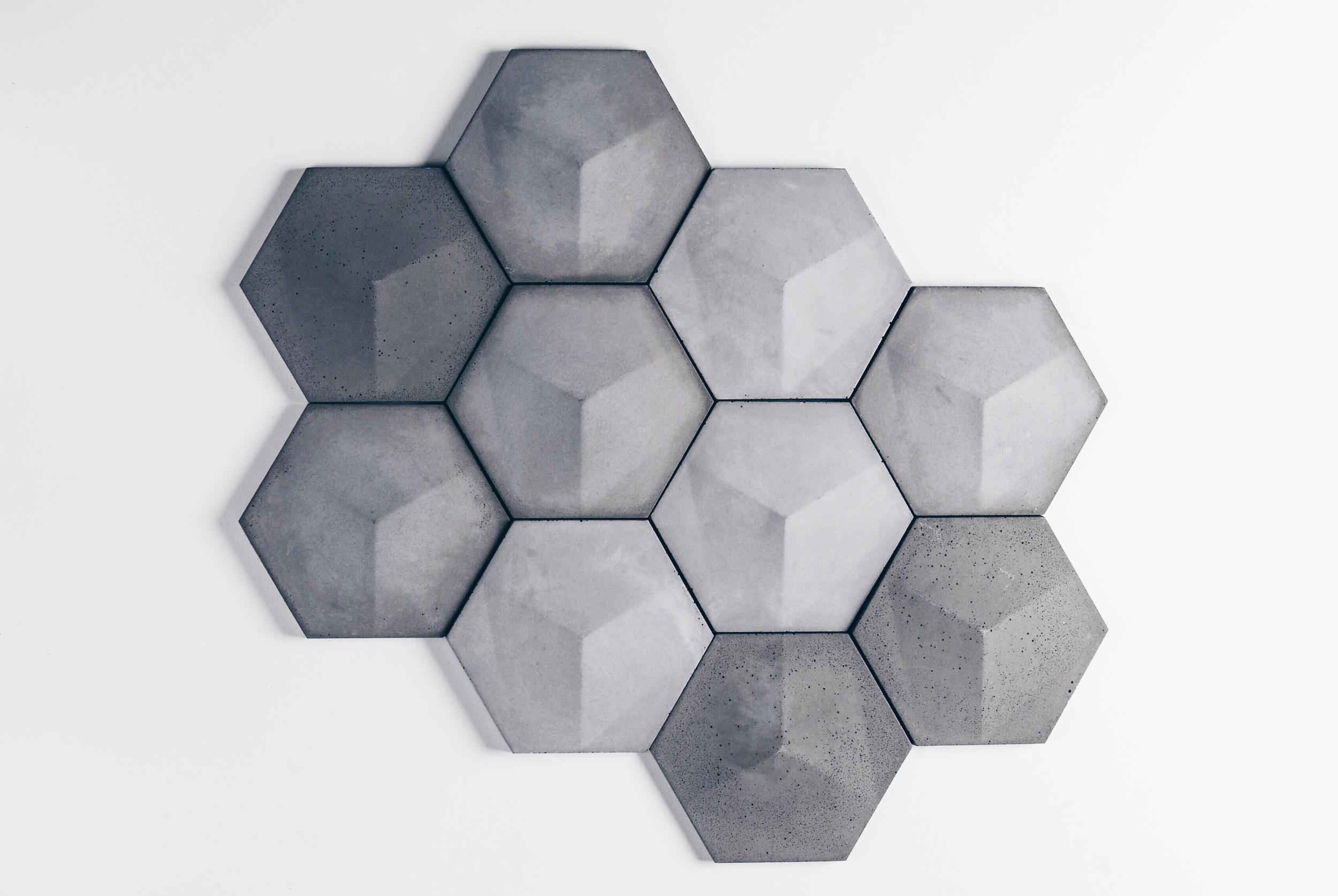 Subtilis Concrete Tile Mold